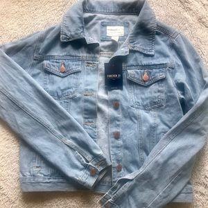 Denim Jacket (light wash)